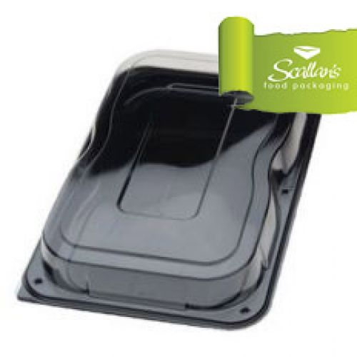 Large Lids For Black Sandwich Platter