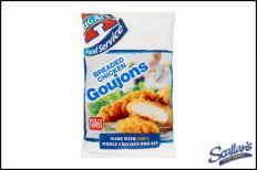 Big Al's Breaded Chicken Goujons €16.00