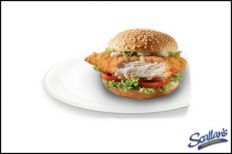 Big Al's Breaded Chicken Fillet €14.50