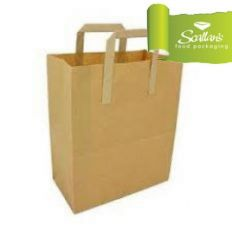 S.O.S. EASIPAK BROWN MEDIUM CARRY BAG  €21.00