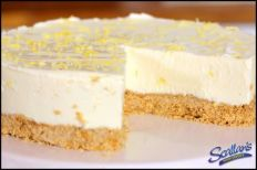 Paganini Lemon Cheesecake €17.50
