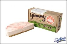 Paganini Yummy Strawberry Cheesecake €9.99