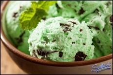 Paganini Mint Ice Cream (Apple Farm)  €6.99