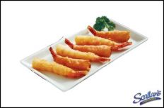 King Prawn in Filo Pastry €6.99
