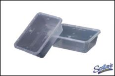 Food Containers x 10 (Takeaway Type) €1.69