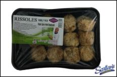 Jimmy's Mini Rissoles 12 x 33g €3.99