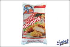 Big Al's Southern Fried Chicken Goujons €18.00