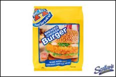 Big Al's Breaded Chicken Burger €14.00