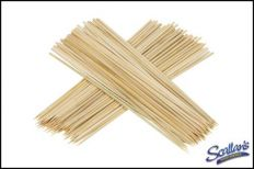 Wooden Skewer Sticks €3.00