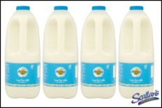 4x 2ltr Low Fat Milk €5.99