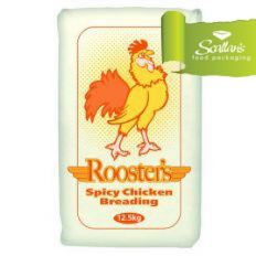 Rooster Spicy Chicken Breading 20kg €38.50