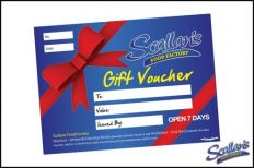 Gift Voucher - All Amounts €10.00