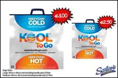 Kool ToGo Thermal Bag €2.50