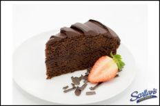 Paganini Chocolate Fudge Cake 14 slices €18.50