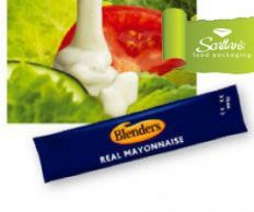 Blenders Real Mayonnaise Sachets  €15.54