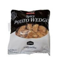 Pierre Spicy Wedges 1kg €2.99