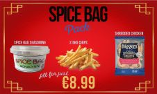 Spice Bag Pack